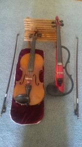 violin, Eastern Suburbs School of Music,