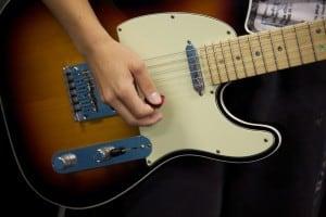 guitar, gig bag