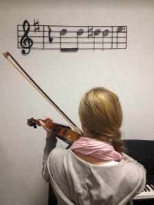 Lessons, Eastern Suburbs School of Music, Violin, teach