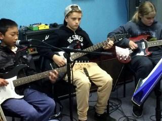 rehearsal, eastern suburbs school of music