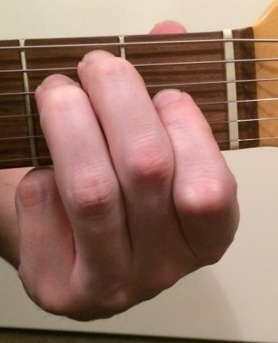 How To Play Open Chords On Guitar Essm