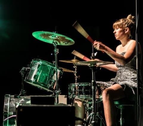beginner drum songs