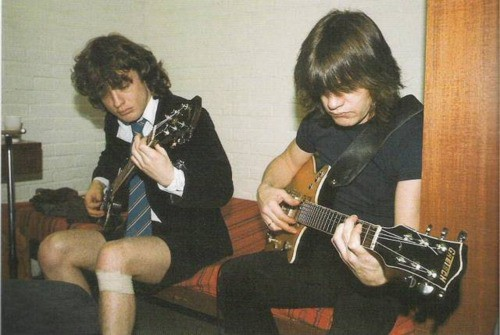 ac/dc, eastern suburbs school of music