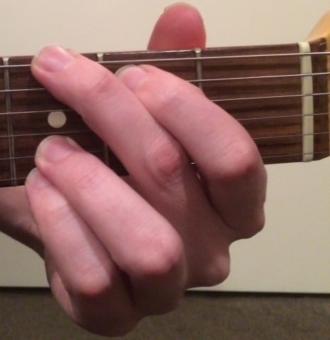 open chords, learn guitar