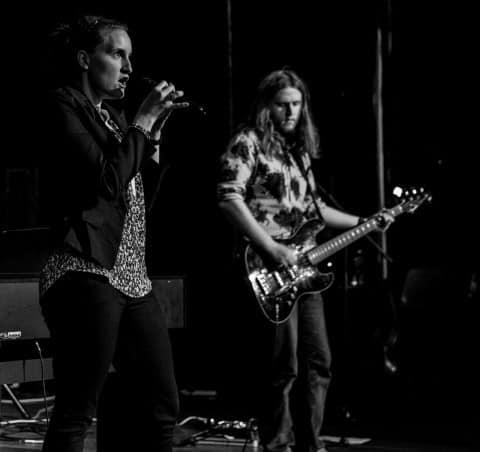 rock, singing